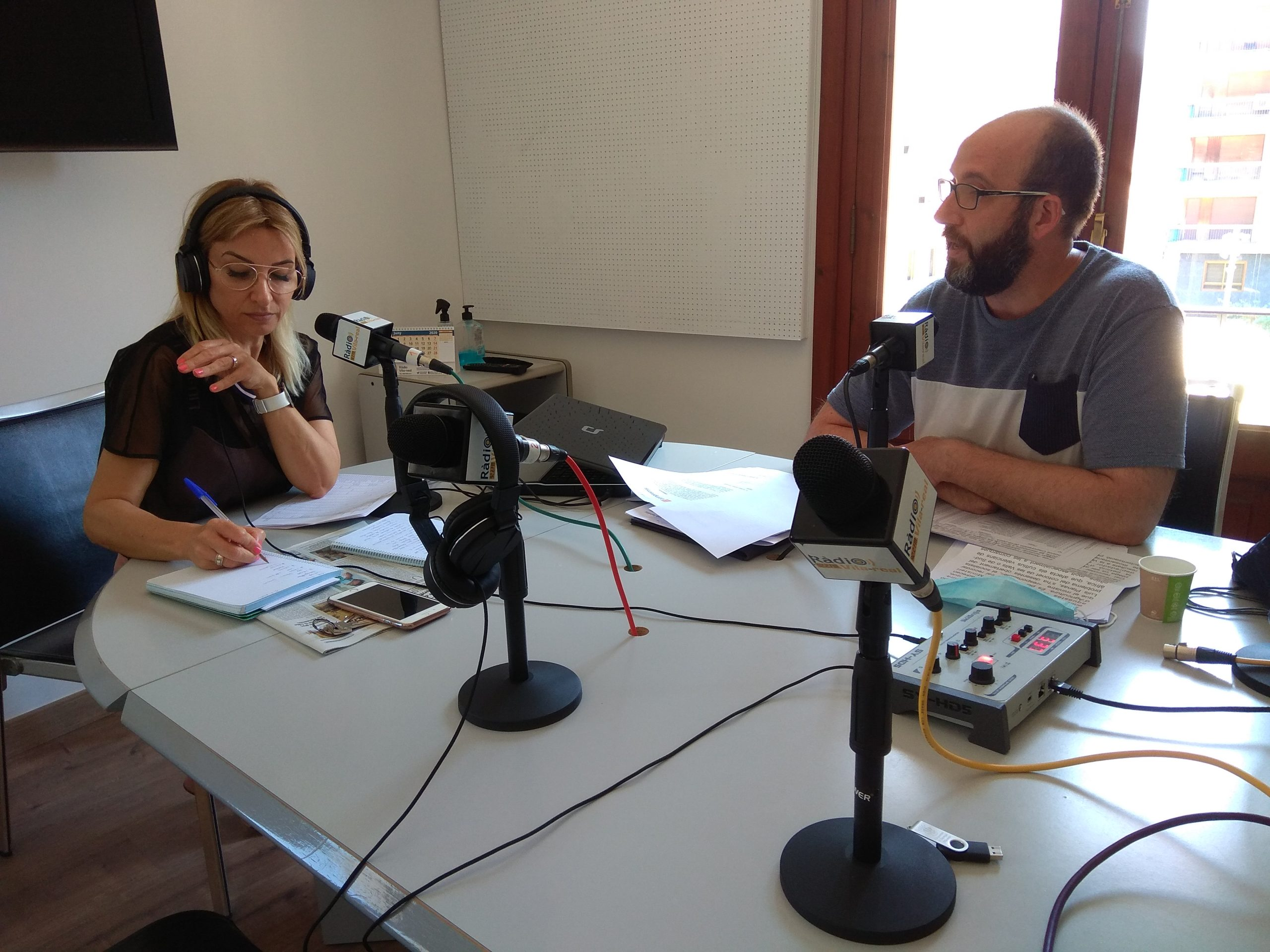 Entrevista al Profesor de Lengua, Santi Cortells