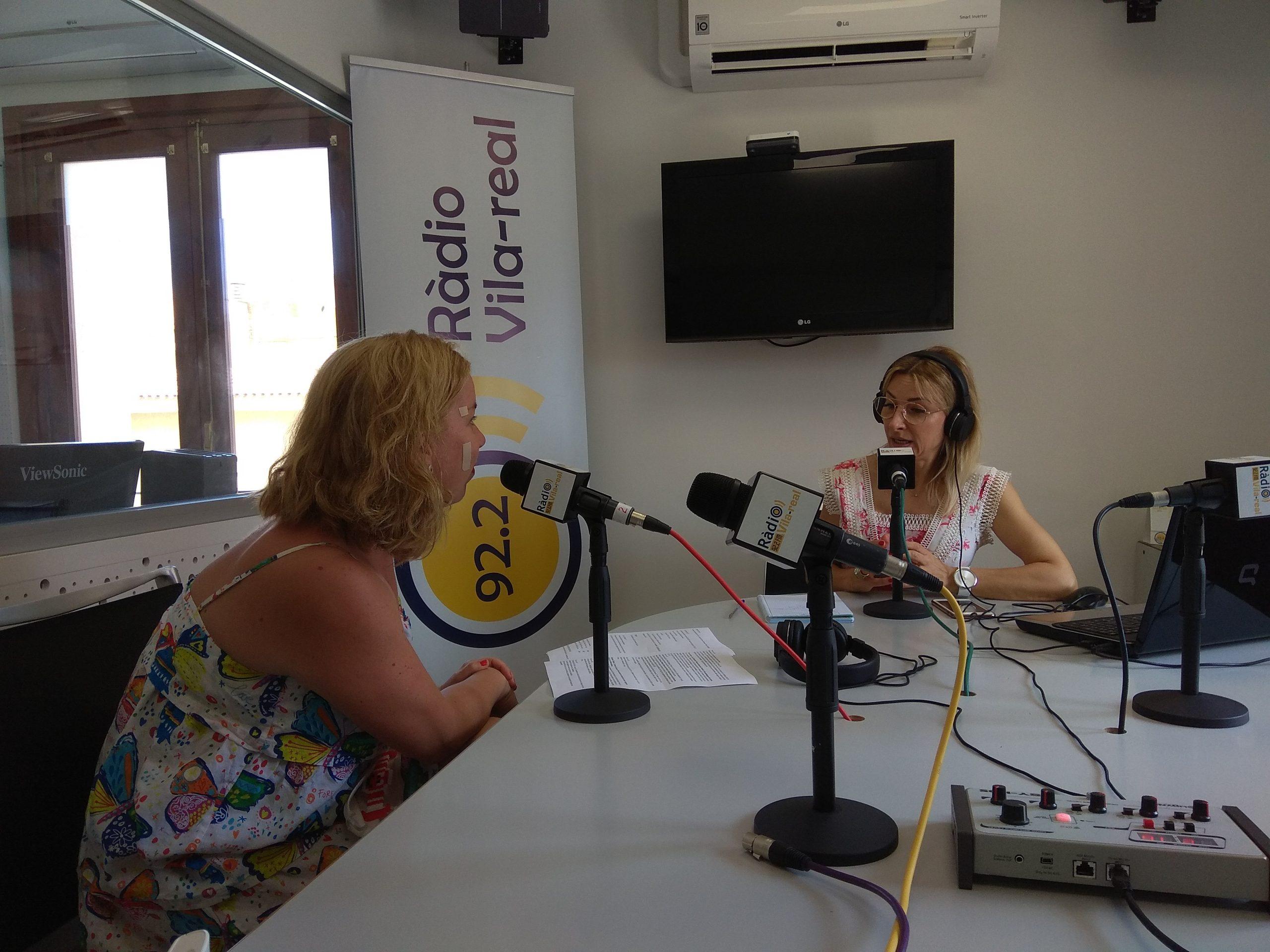 Entrevista a Eva Llorens de la guardería Kinder Park de Vila-real