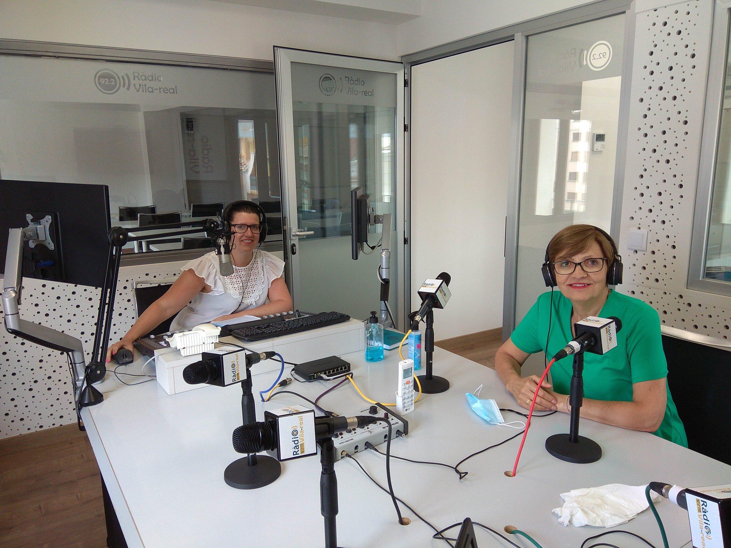Entrevista a la concejala de Cultura de Vila-real, Rosario Royo