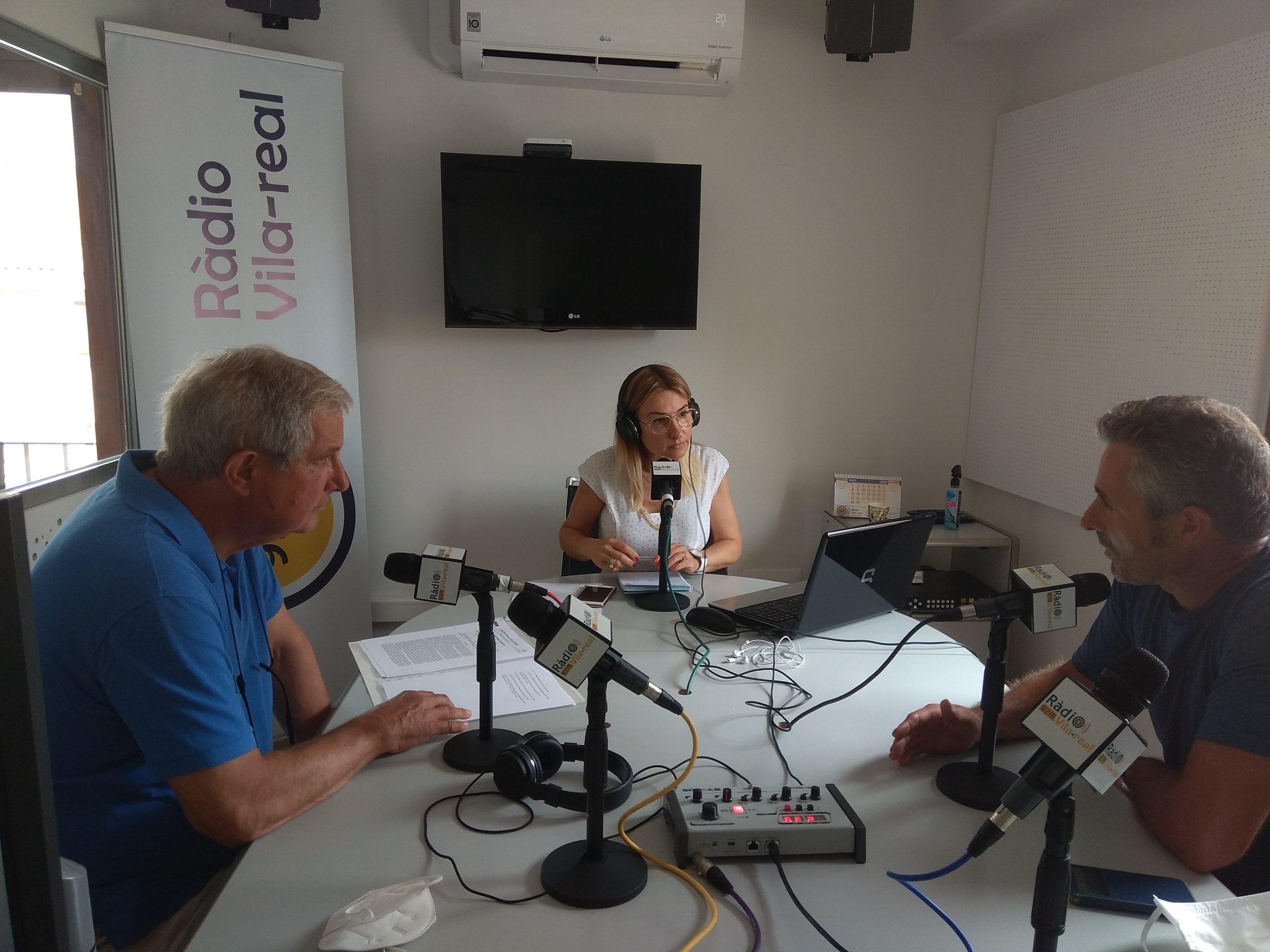 Entrevista al vicepresidente y secretario de ALIV, Pep Llop y Pascual Albiol