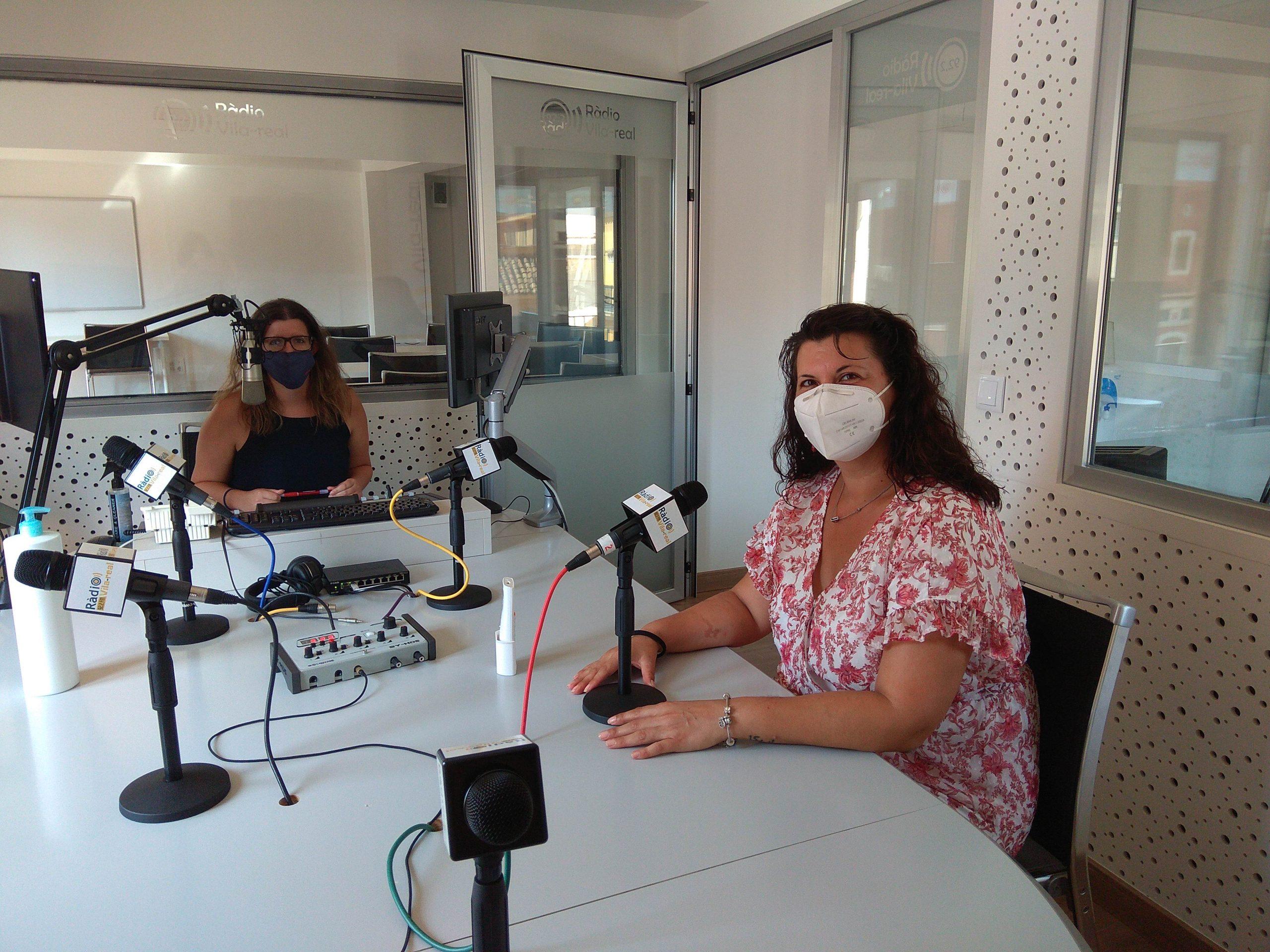 Entrevista a la vicepresidenta de la Diputación de Castellón, Patricia Puerta