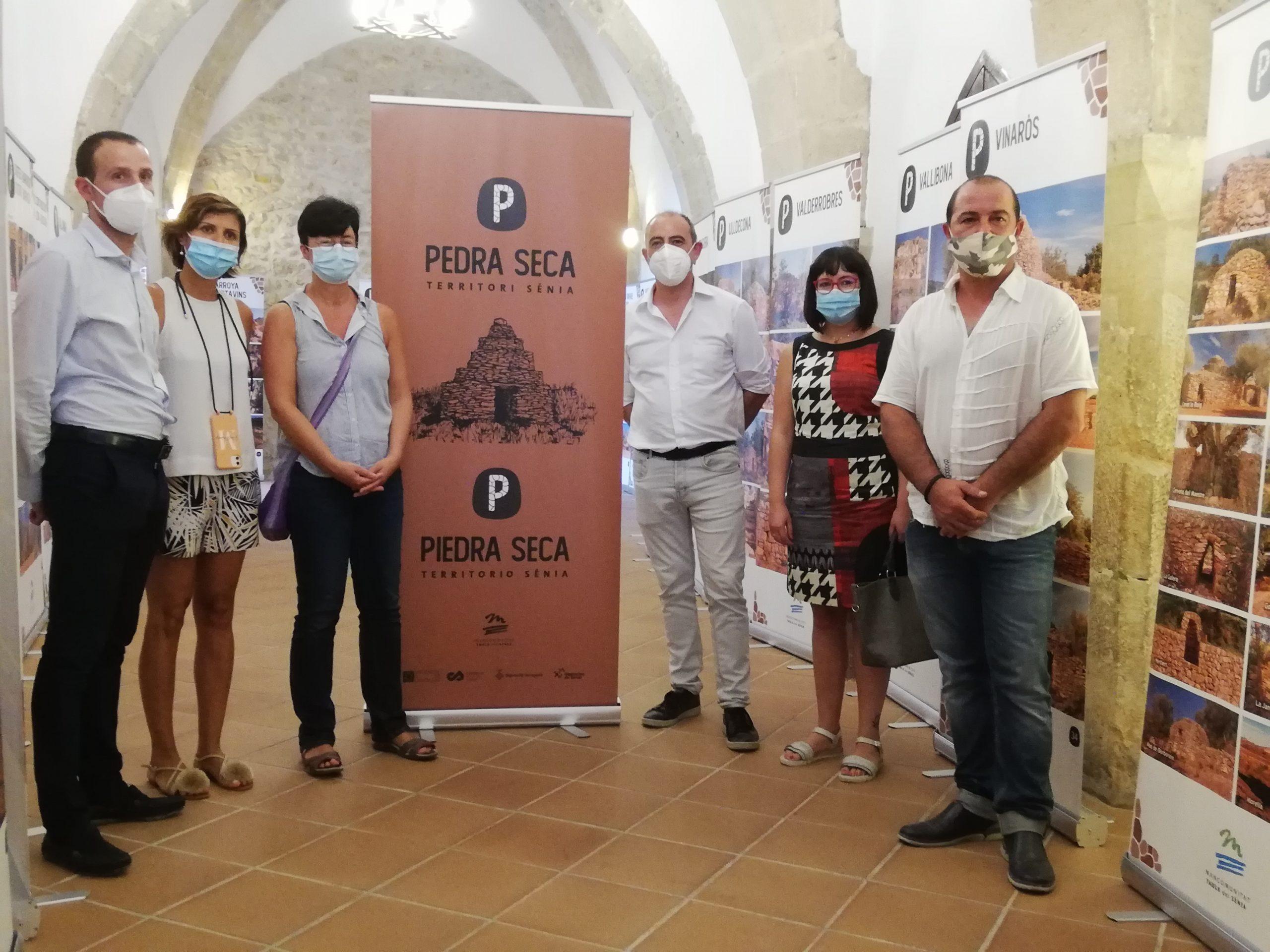 Las diputaciones de Castellón, Tarragona y Teruel se unen para poner en valor el patrimonio agrícola y arquitectónico del Sénia