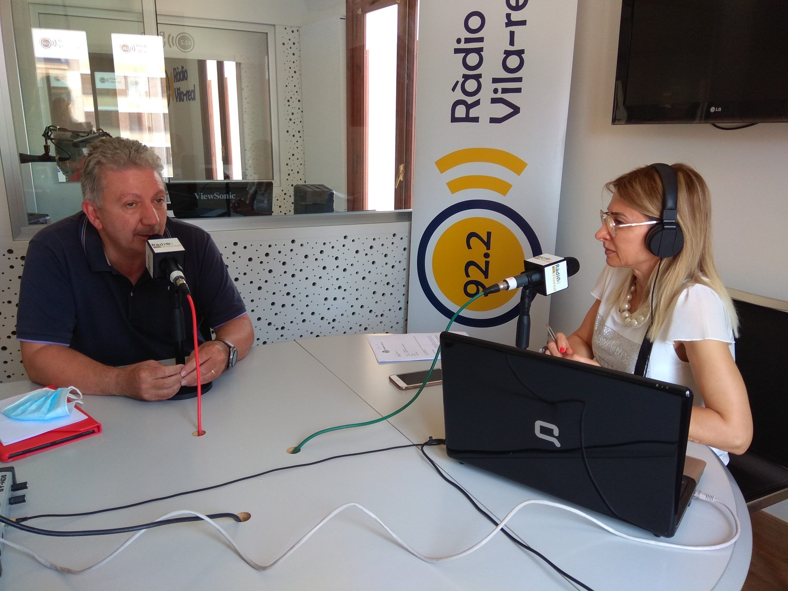 Entrevista al portavoz socialista del gobierno de Vila-real, Javier Serralvo