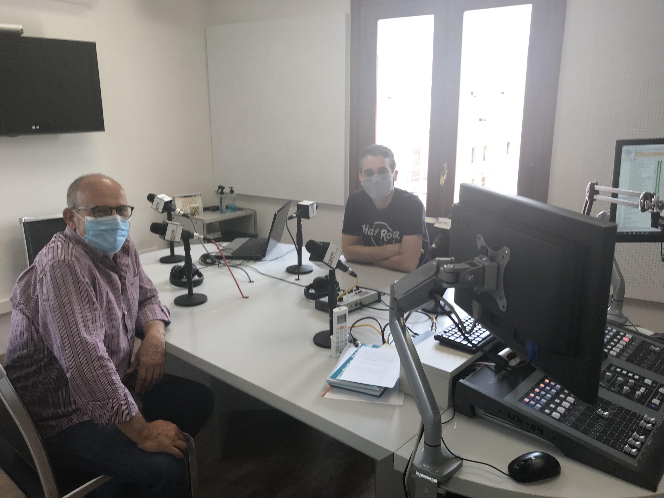 Entrevista al concejal de Educación de Burriana, Joan Ramón Monferrer