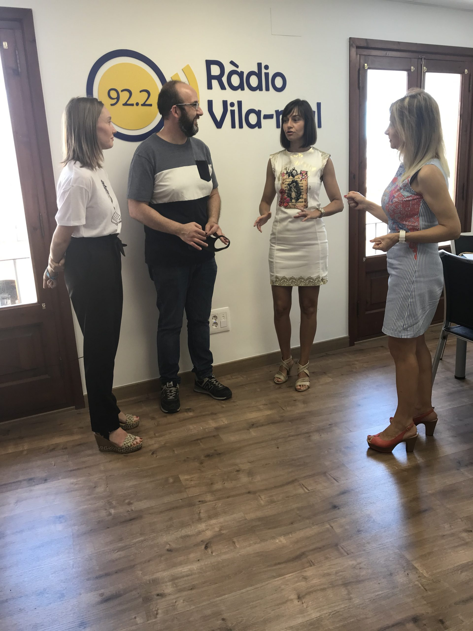 Entrevista a la nueva corporación de Compromís per Vila-real