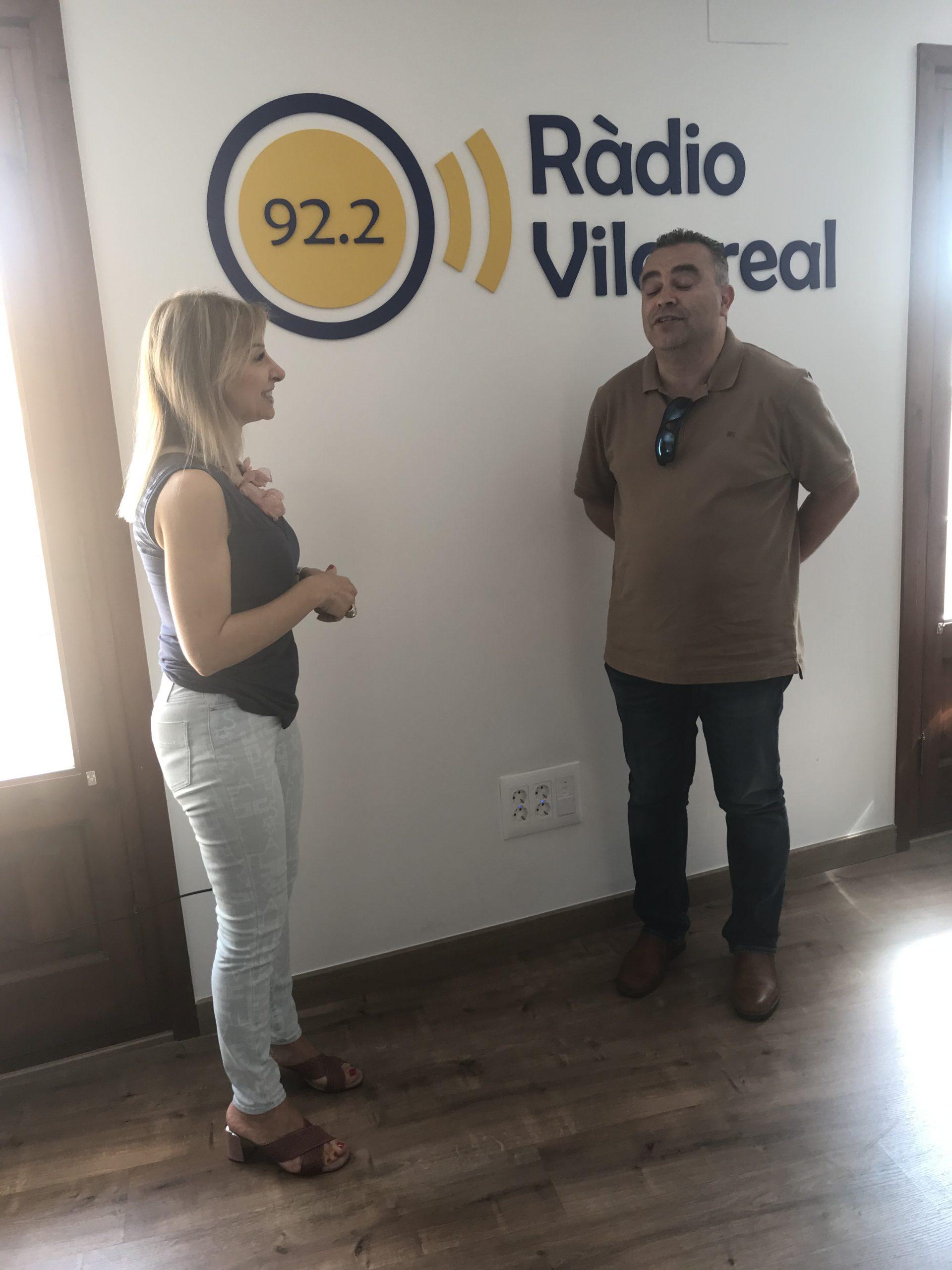Entrevista al concejal de Cultura de Almassora, Javier Mollà