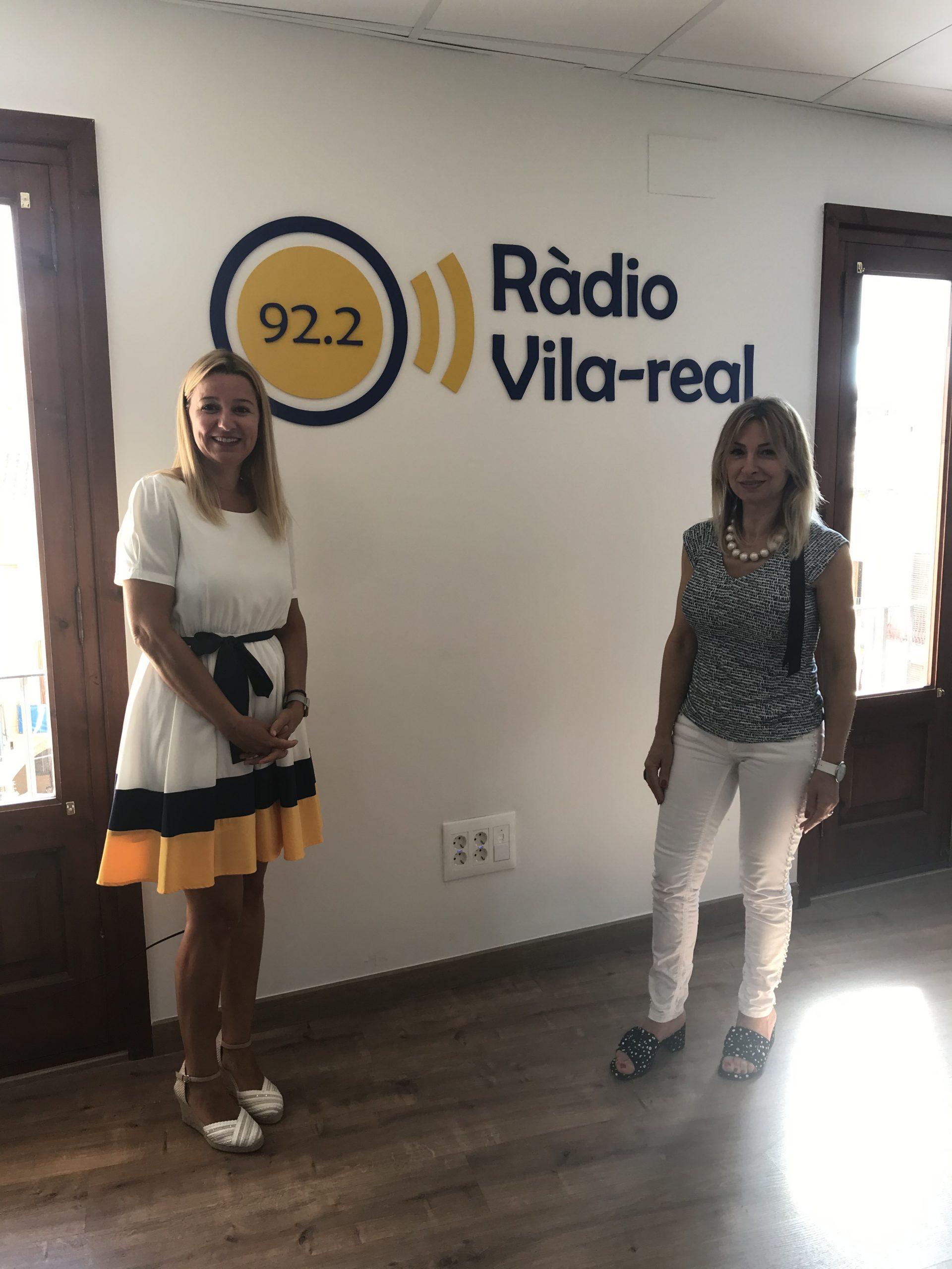 Entrevista a la concejala de Policía Local de Vila-real, Silvia Gómez