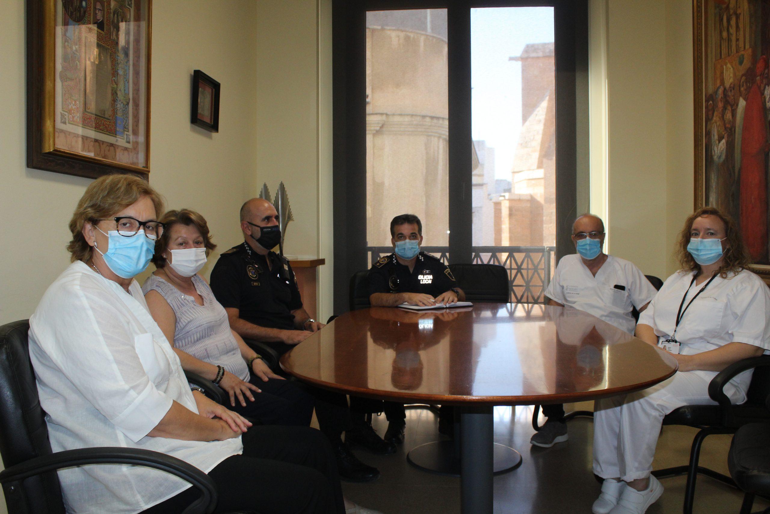 Nuevo brote de coronavirus en Borriana con cuatro  contagios relacionados de una misma familia