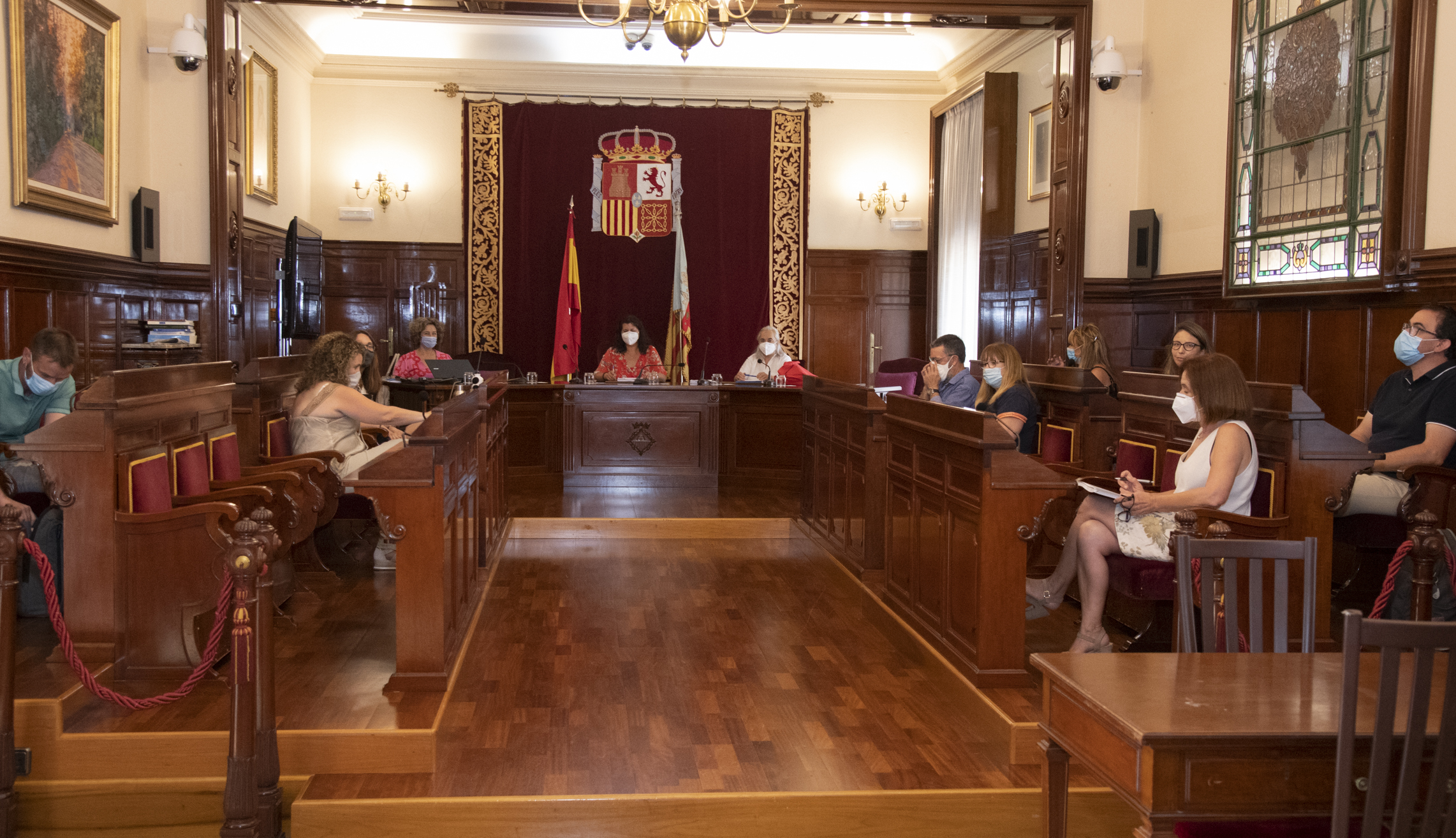 El primer Plan de Igualdad de la Diputación encamina la recta final hacia su aprobación