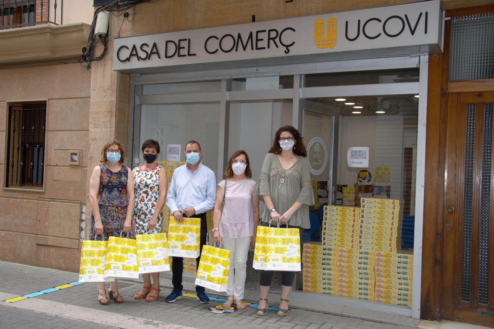 UCOVI se suma a la campaña Confecomerç CV
