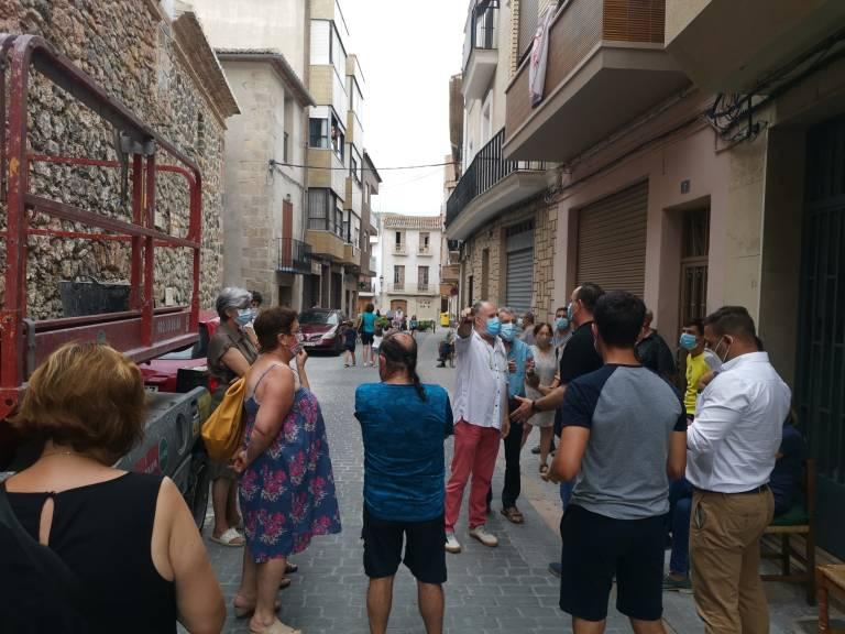 Comunicado del obispado de Segorbe-Castellón respecto a las obras de rehabilitación de la parroquia de Artana