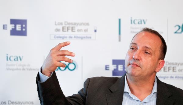 Entrevista al conseller de Vivenda de la Generalitat, Rubén Martínez Dalmau