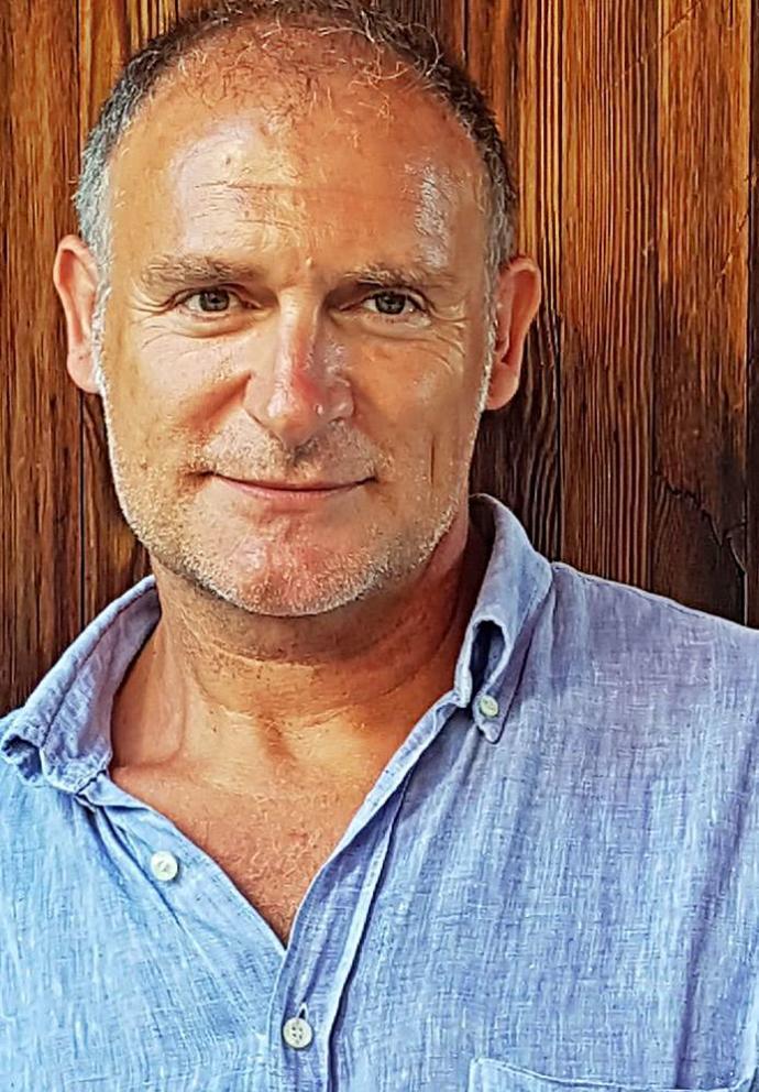 Entrevista al escritor Gregori Royo