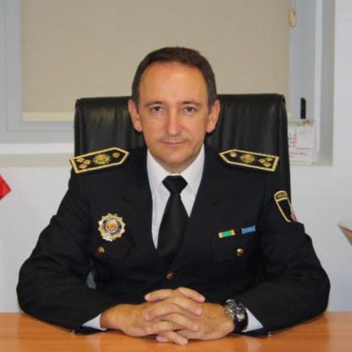 Entrevista al comisario jefe de la Policía Local de Vila-real, José Ramón Nieto