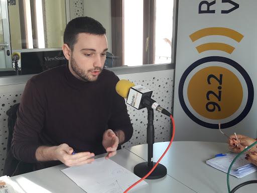 Entrevista al portavoz de Compromís per Almenara, Quique Castelló