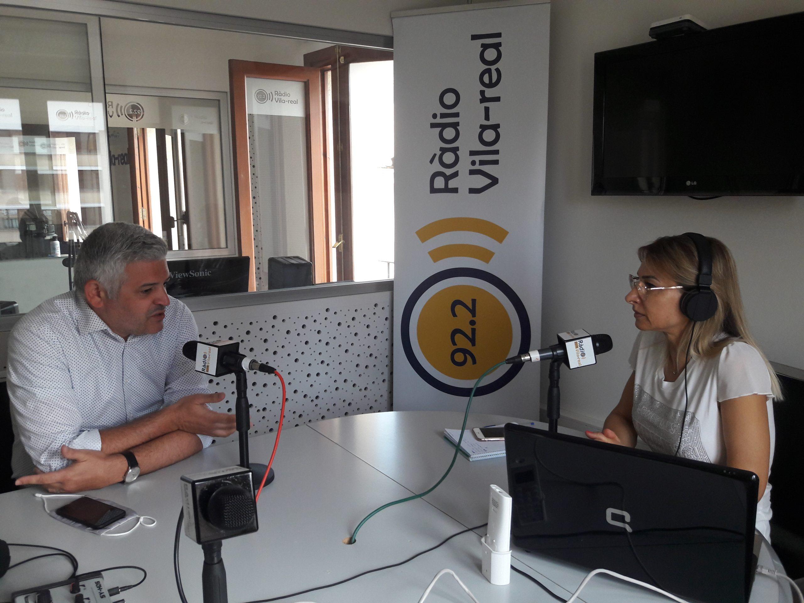 Entrevista al diputado nacional del PSOE, Germán Renau
