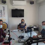 Entrevista a los miembros de Crea Escena, Pepe Gil y Héctor Chabrera