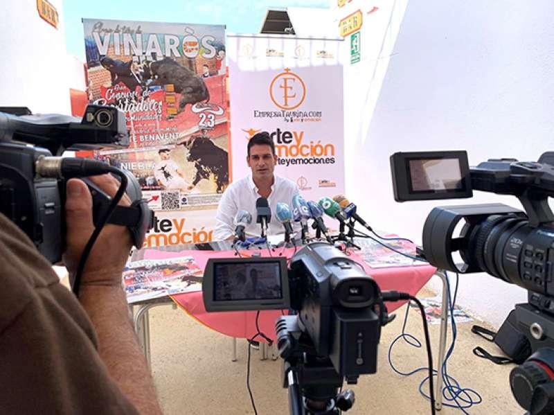 Entrevista al representante de Arte y Emoción, Javi González 'Viza'
