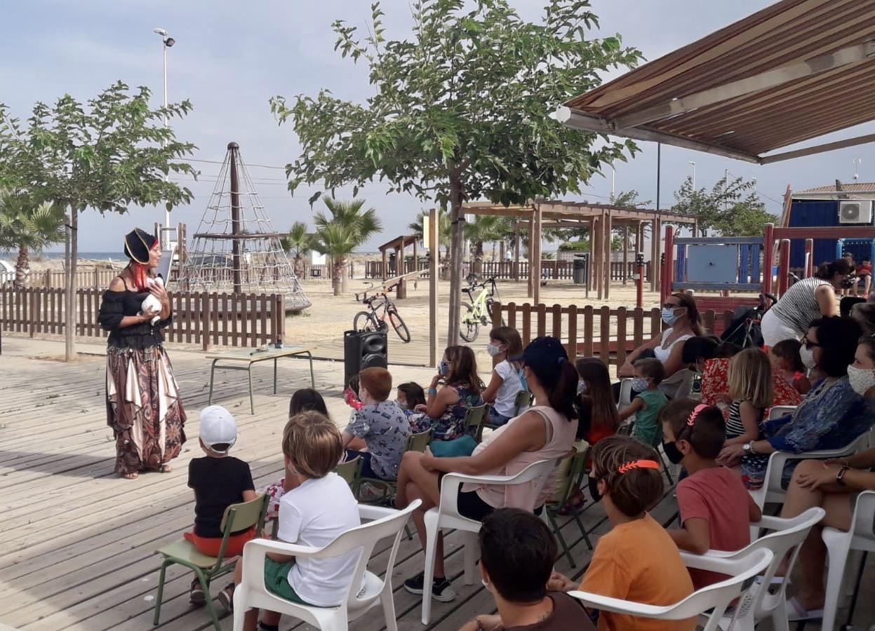 La playa de Almassora disfrutará del ciclo de conciertos de La Mar de Cultures para cerrar el verano