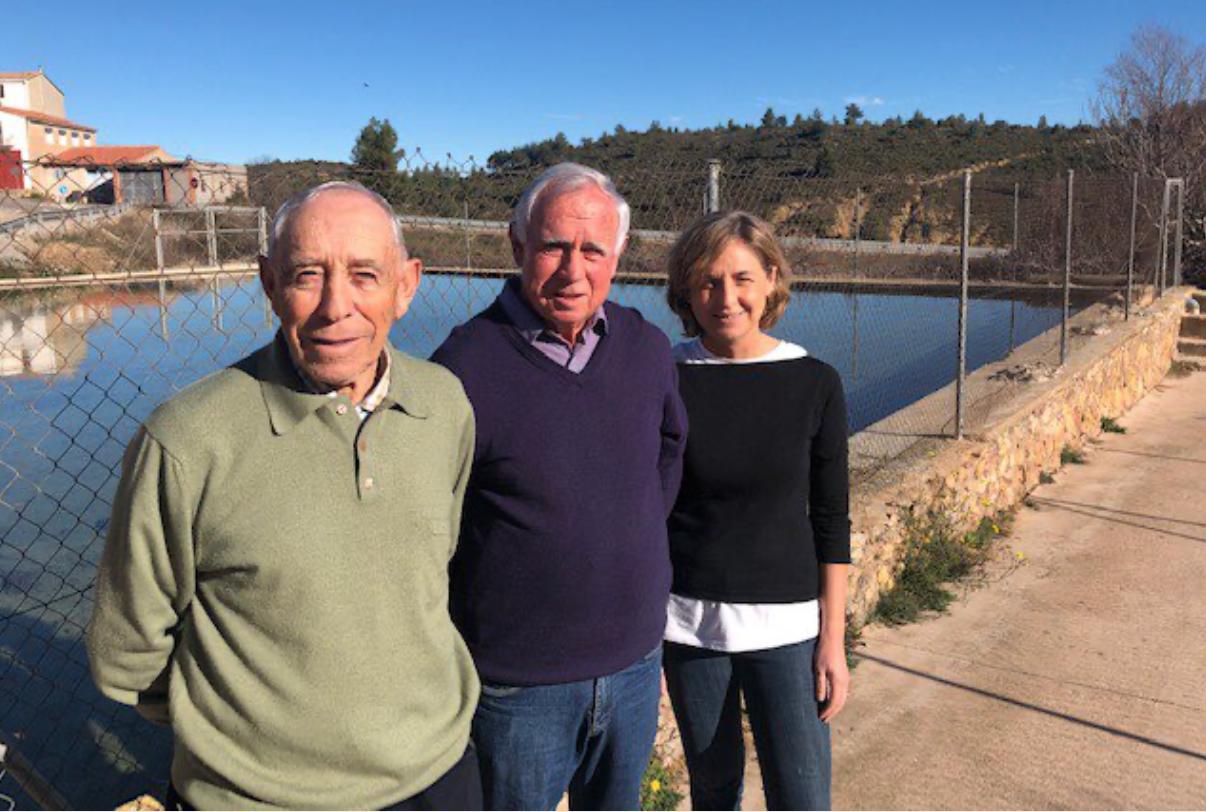 Villanueva de Viver constituye la primera agrupación de propietarios forestales de la provincia