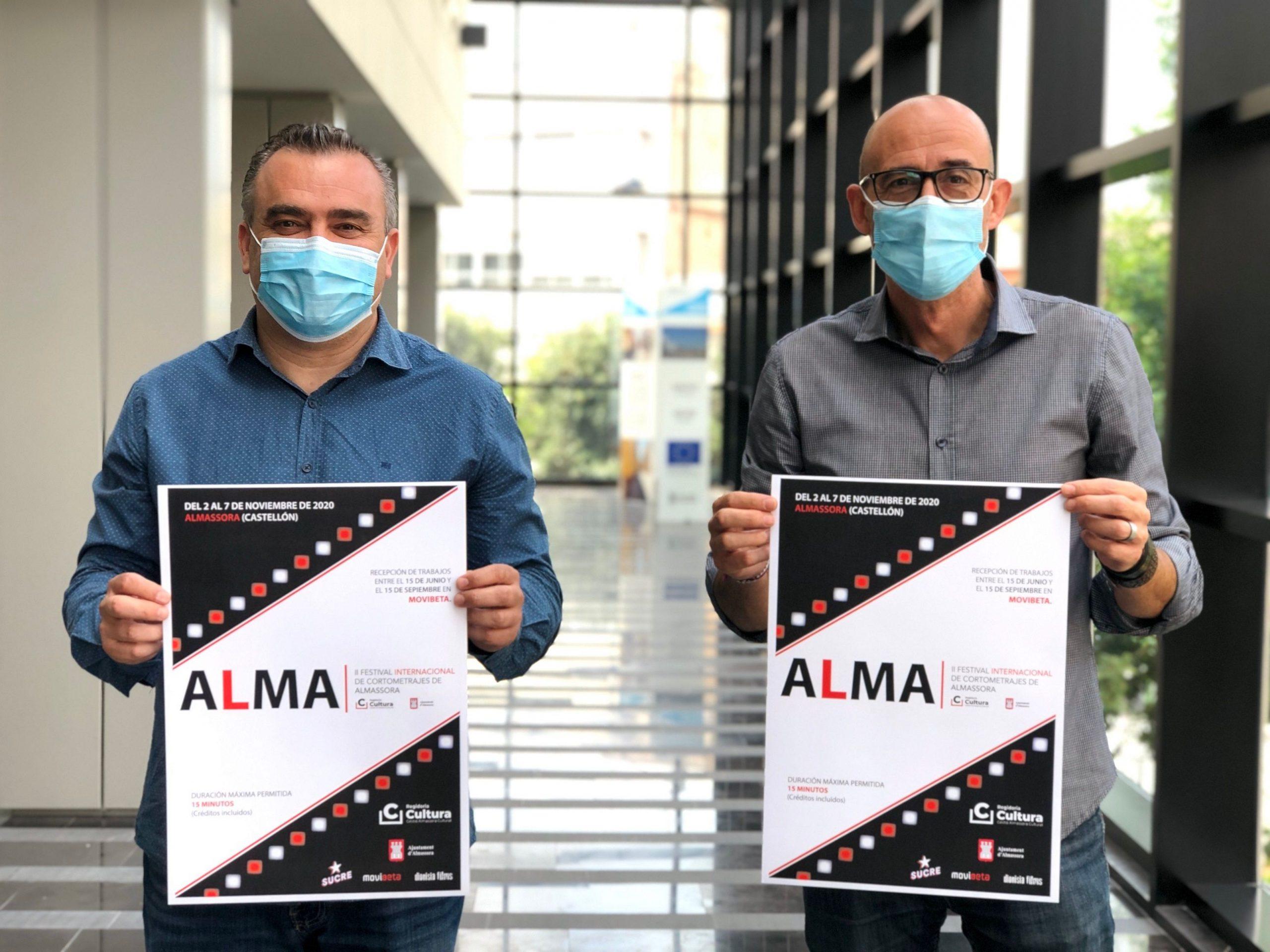 El Festival de Cortometrajes de Almassora resiste la crisis del cine con más de 400 obras