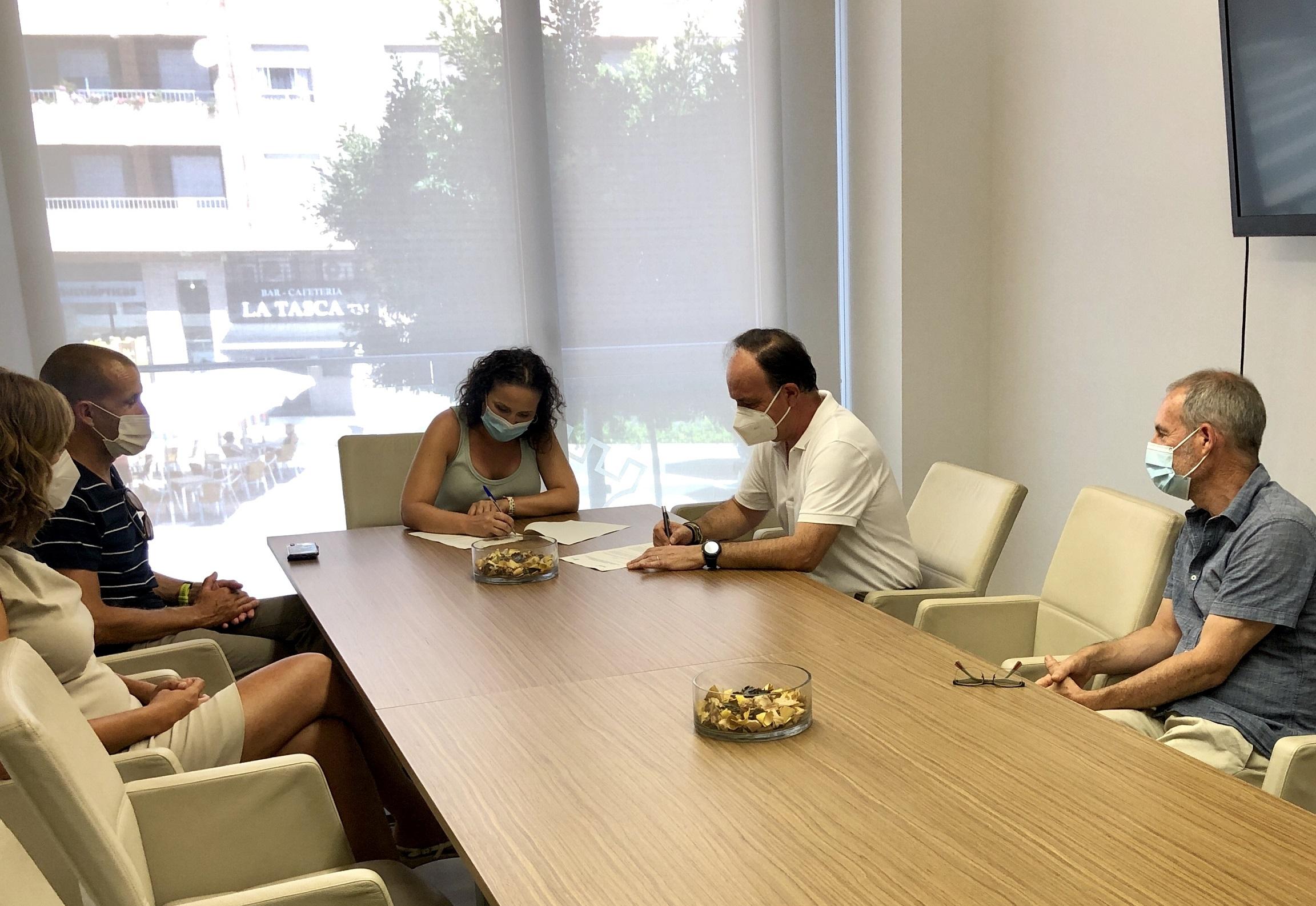 FACSA analizará las aguas residuales de Almassora para prevenir rebrotes de COVID-19
