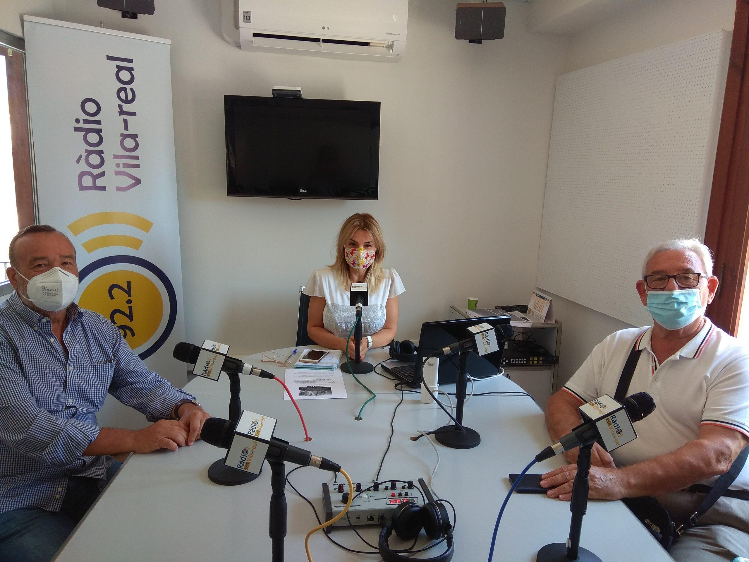 Entrevista a los dos concejales no adscritos de Benicàssim, Domingo Lorenzo y José Carlos García Sampayo