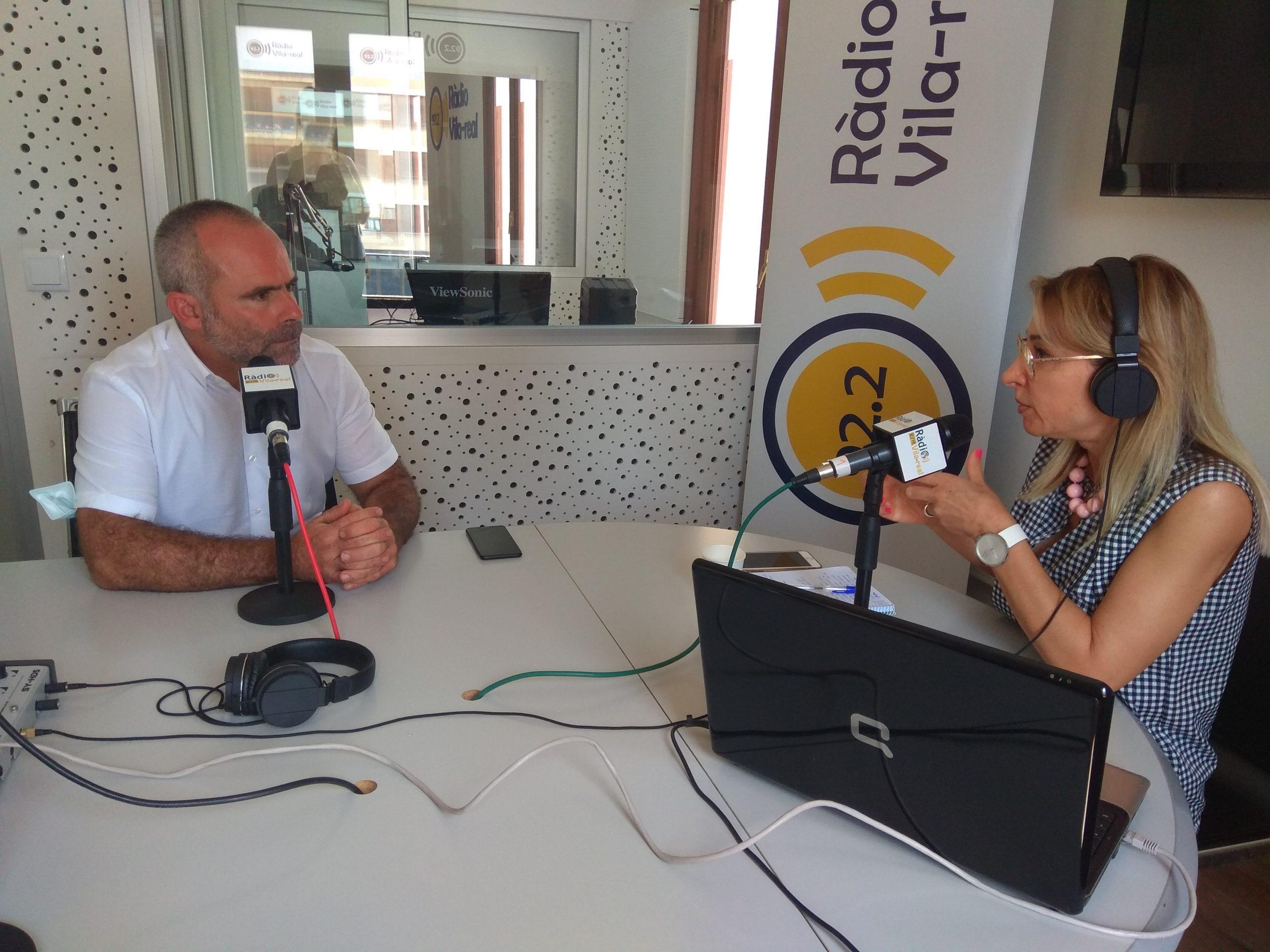 Entrevista al presidente de La Unió de Llauradors, Carles Peris