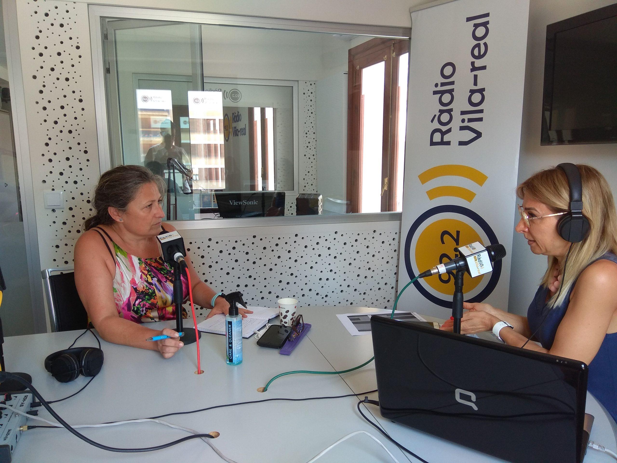 Entrevista a la representante de la plataforma de afectados de la residencia de Sant Llorenç de Vila-real, Pilar Aleixandre