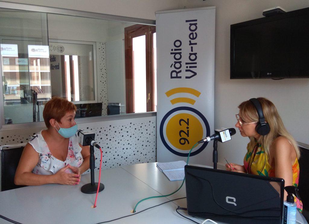 Entrevista a la diputada autonómica de Ciudadanos, Merche Ventura