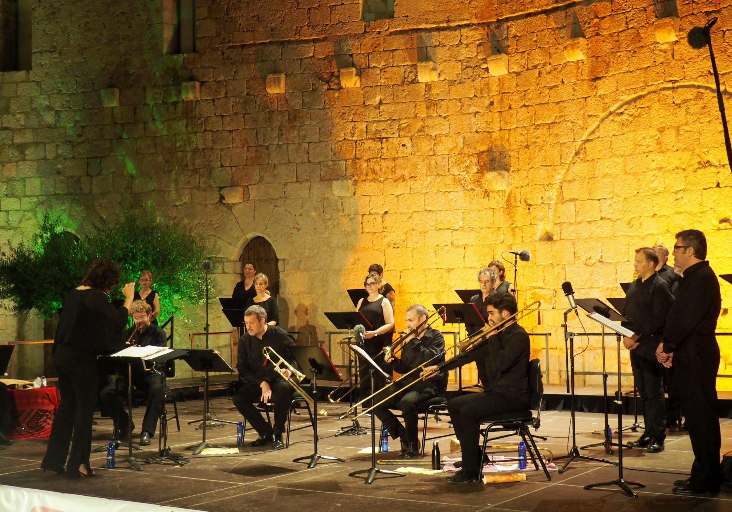 El Coro de la Generalitat Valenciana y Harmonia del Parnás inauguran el XXV Festival Internacional de Música Antigua y Barroca de Peñíscola
