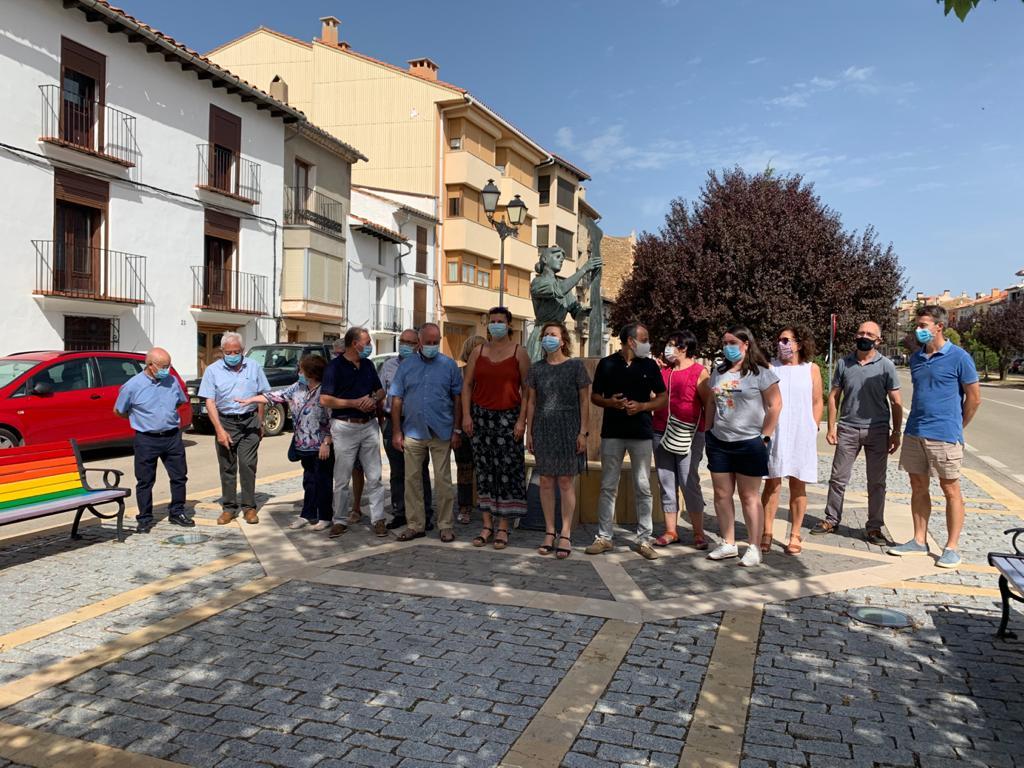 Puerta recopila en Vilafranca y Benassal mejoras para los servicios sociales del interior