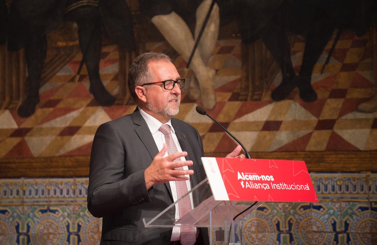 Martí reitera a la oposición su ofrecimiento de consensuar unos presupuestos de 2021 que prioricen la reactivación económica de la provincia