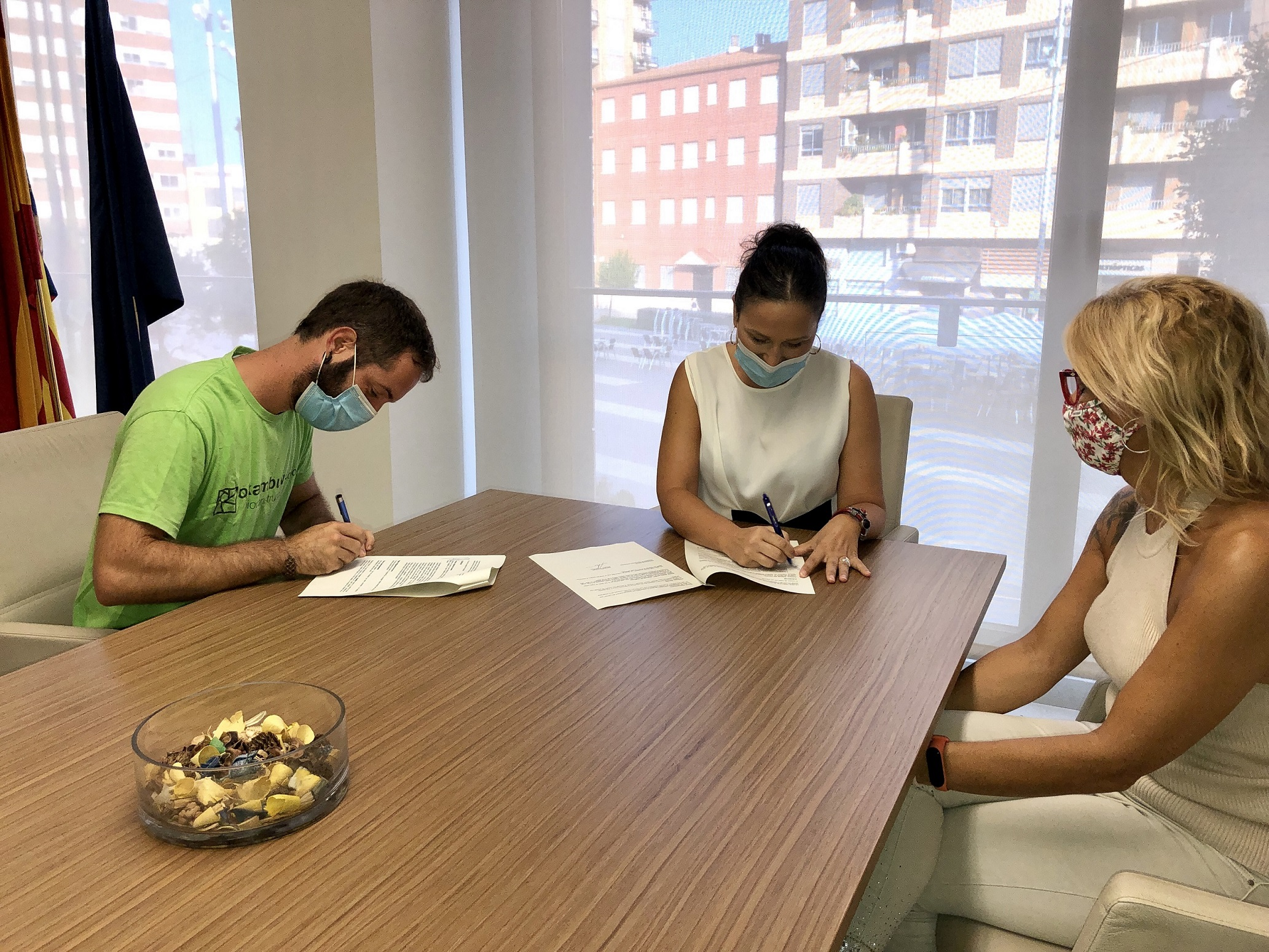 Almassora promoverá el empleo con prácticas en bioconstrucción