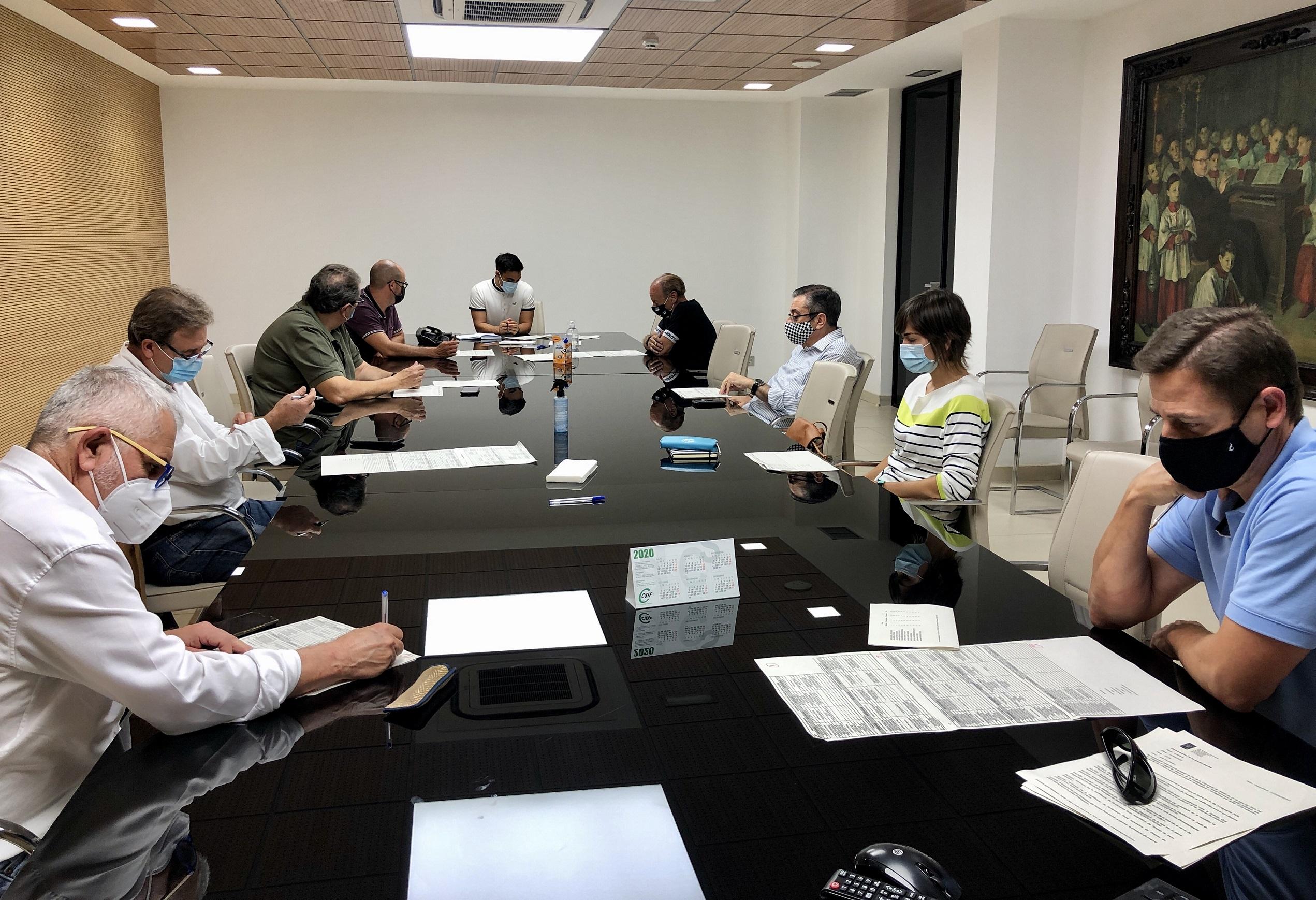 Almassora reúne al jurado de la XVII Gala del Deporte Local