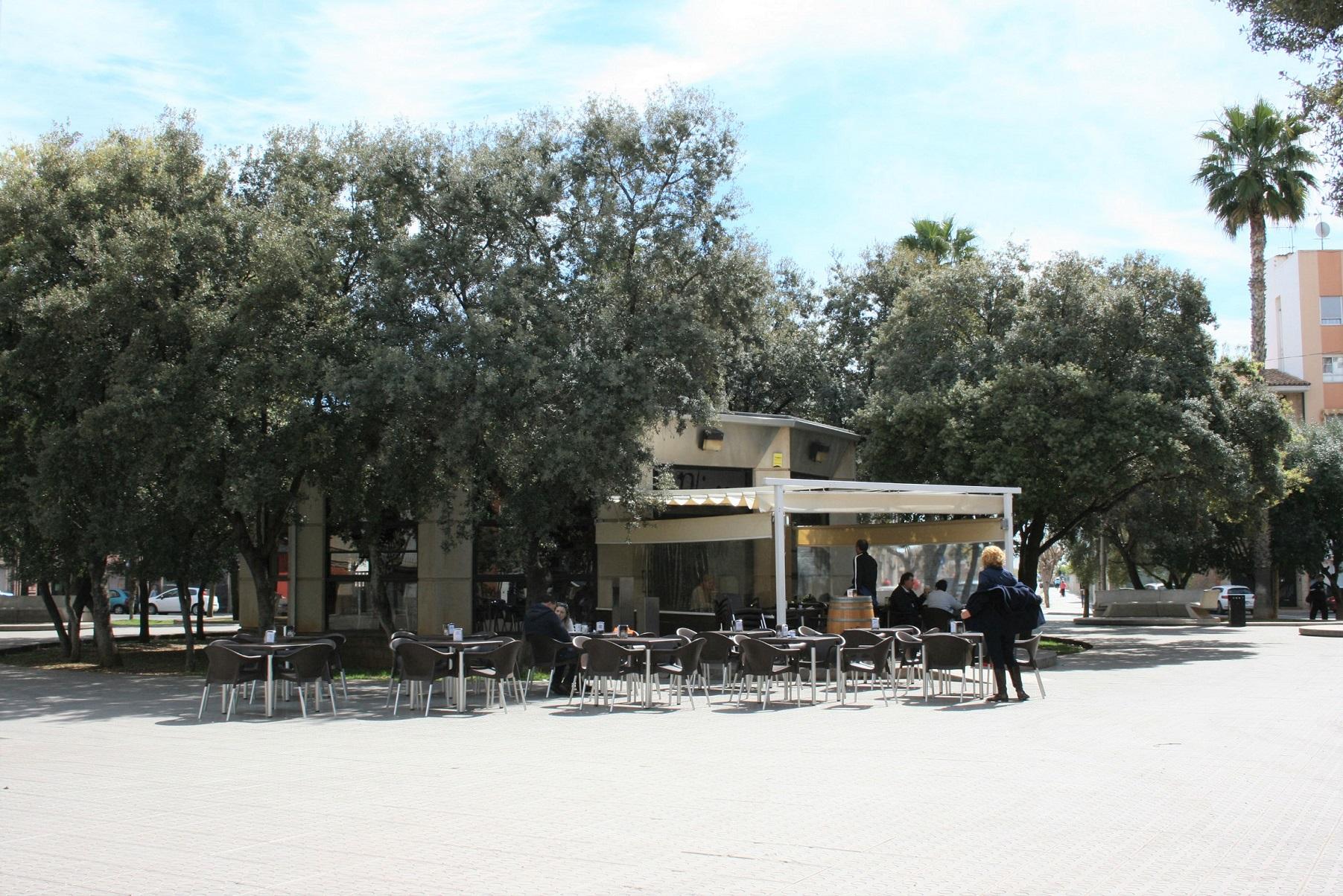 Almassora reducirá la tasa de terrazas y mercados al 50% en 2021