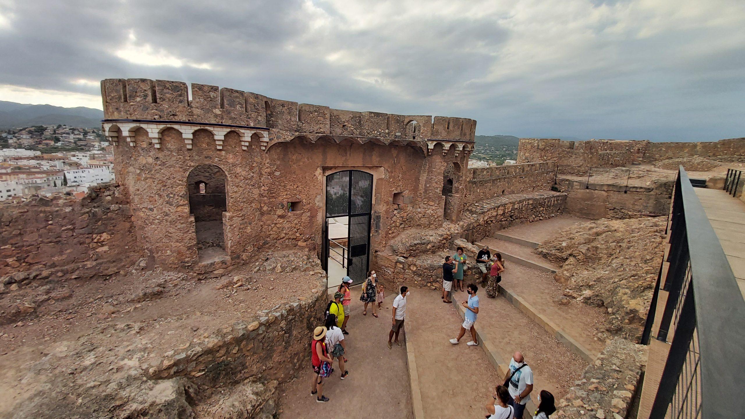 Onda supera en agosto los visitantes al castillo respecto 2019 gracias al turismo de proximidad