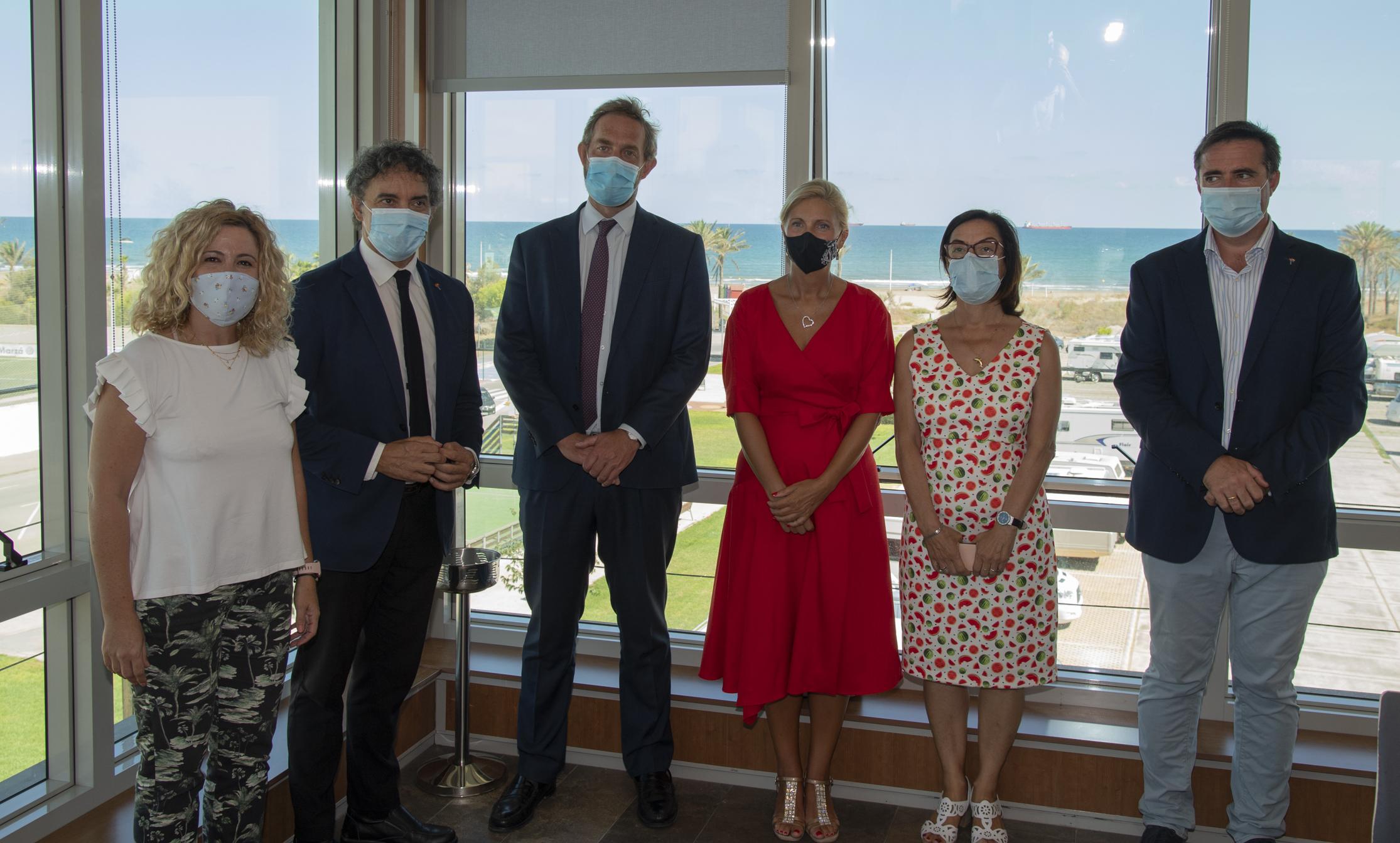Turismo pone en valor el plan choque de 2,8 millones de euros que impulsa la Diputación para reactivar la actividad en Castellón