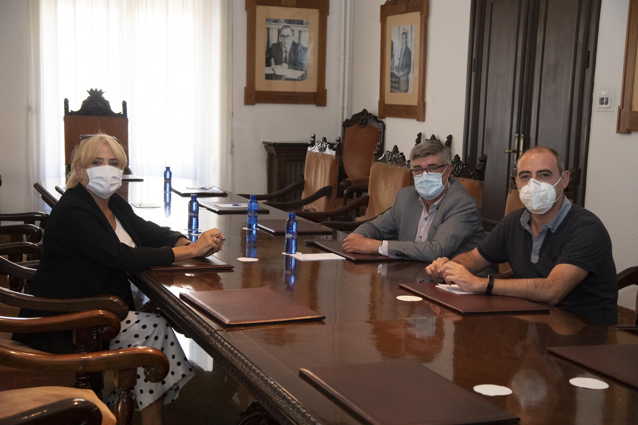 La Diputación de Castellón aplaude la nueva licitación de los cajeros rurales en la que trabaja la Generalitat