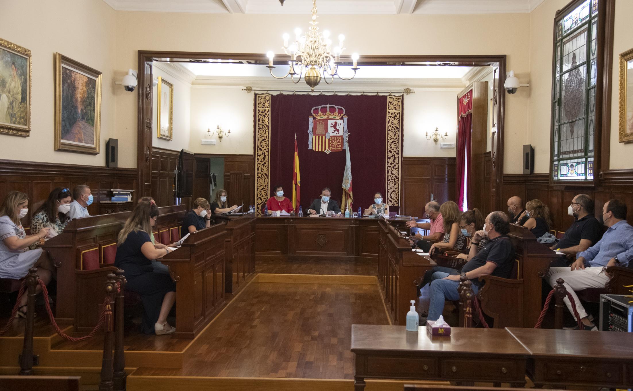 La Diputación de Castellón invierte 369.000 euros en la eficiencia del alumbrado público de los pueblos