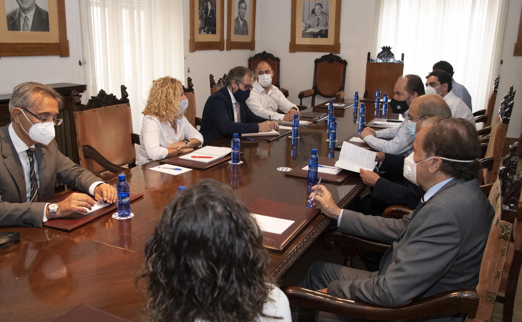 La Diputación de Castellón muestra su disposición a debatir en el Patronato de Turismo las propuestas de Altur Hosbec
