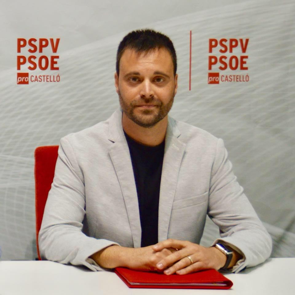 """Alsina (PSPV-PSOE): """"El compromiso del partido socialista con las políticas verdes es incuestionable"""""""