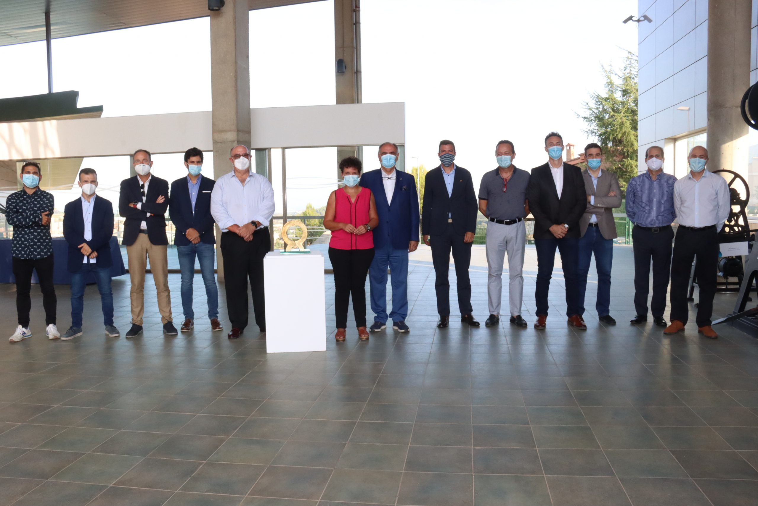 El Museu del Taulell 'Manolo Safont' de Onda recibe los proyectos premiados en la 44 edición de los Alfa de Oro