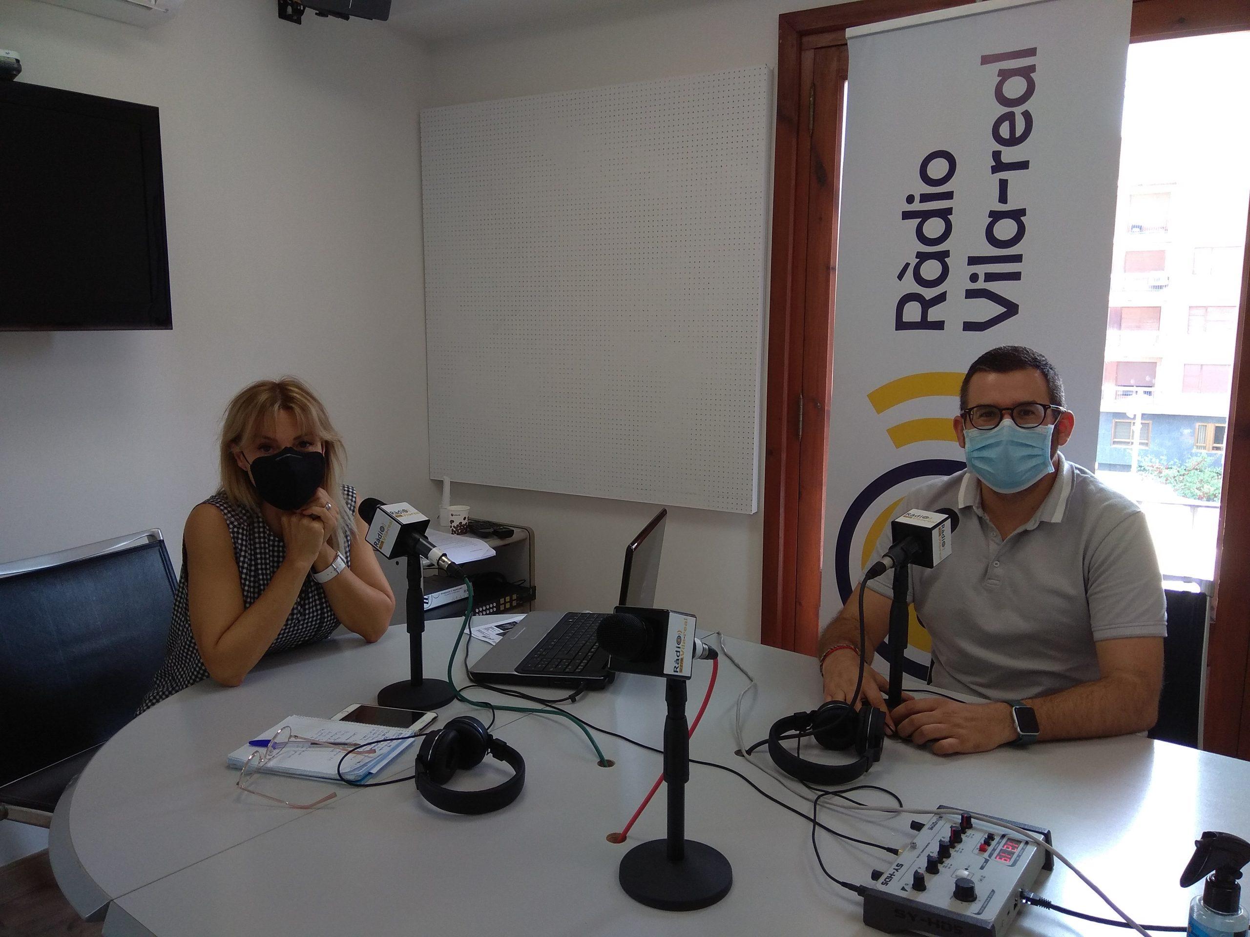 Entrevista al concejal de Fiestas de Vila-real, Diego Vila