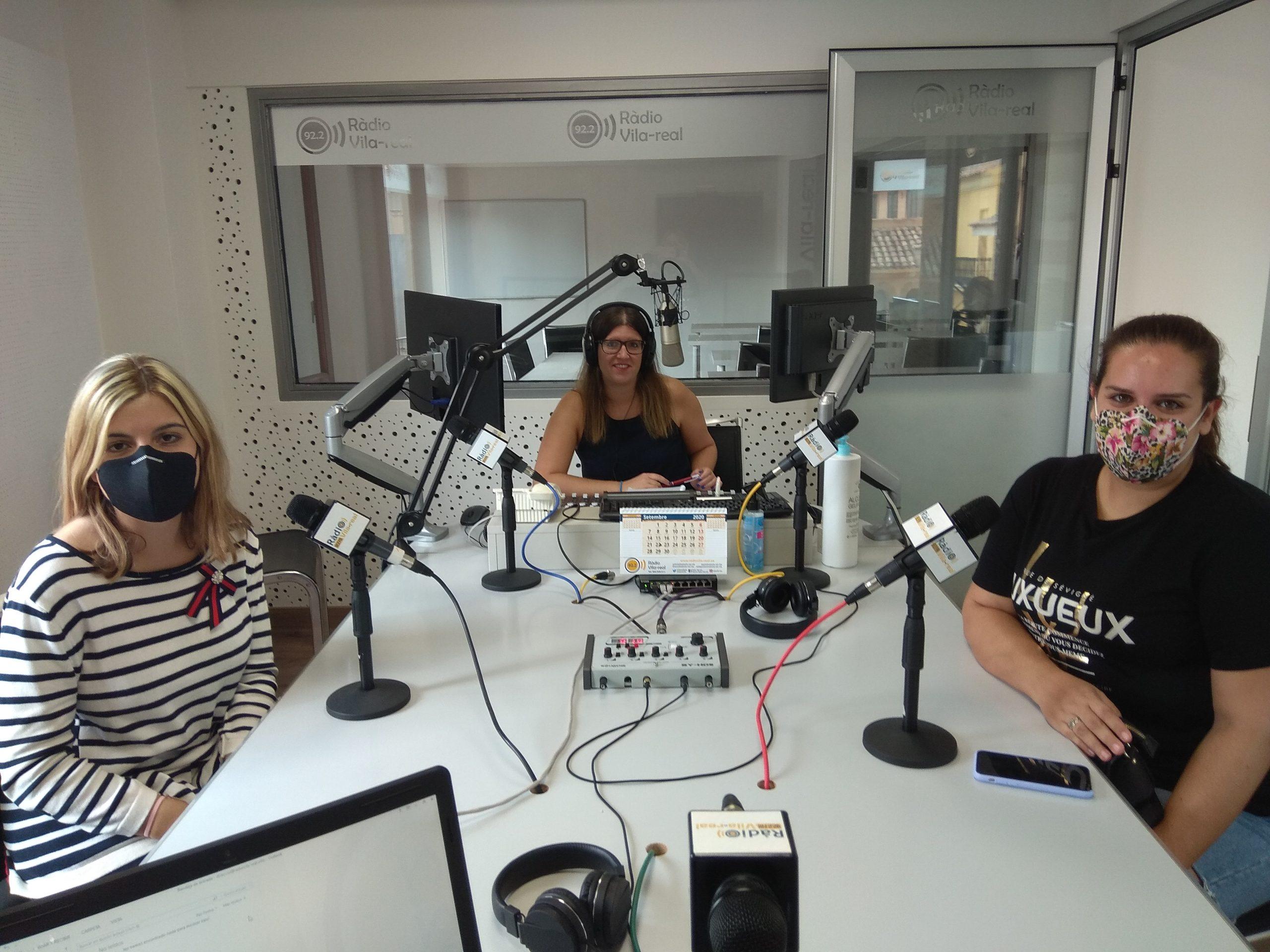 Entrevista a la Asociación de Hijas del Rosario