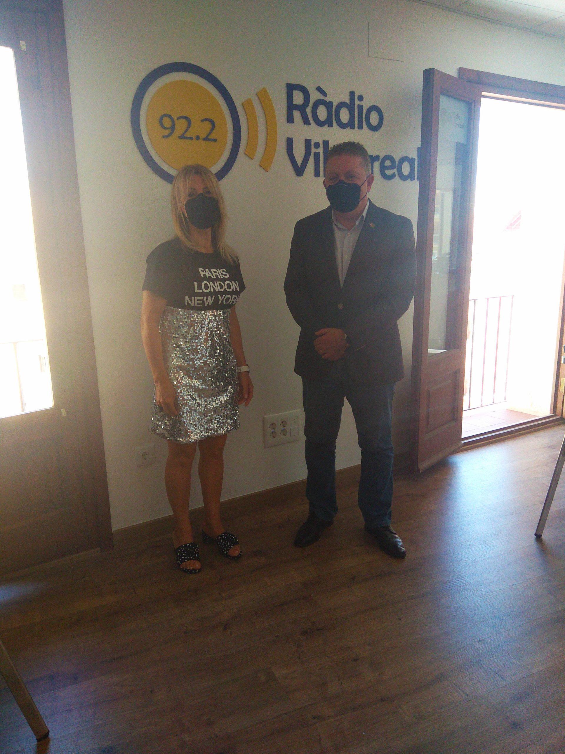 Entrevista al portavoz del PSPV de Vila-real, Javier Serralvo