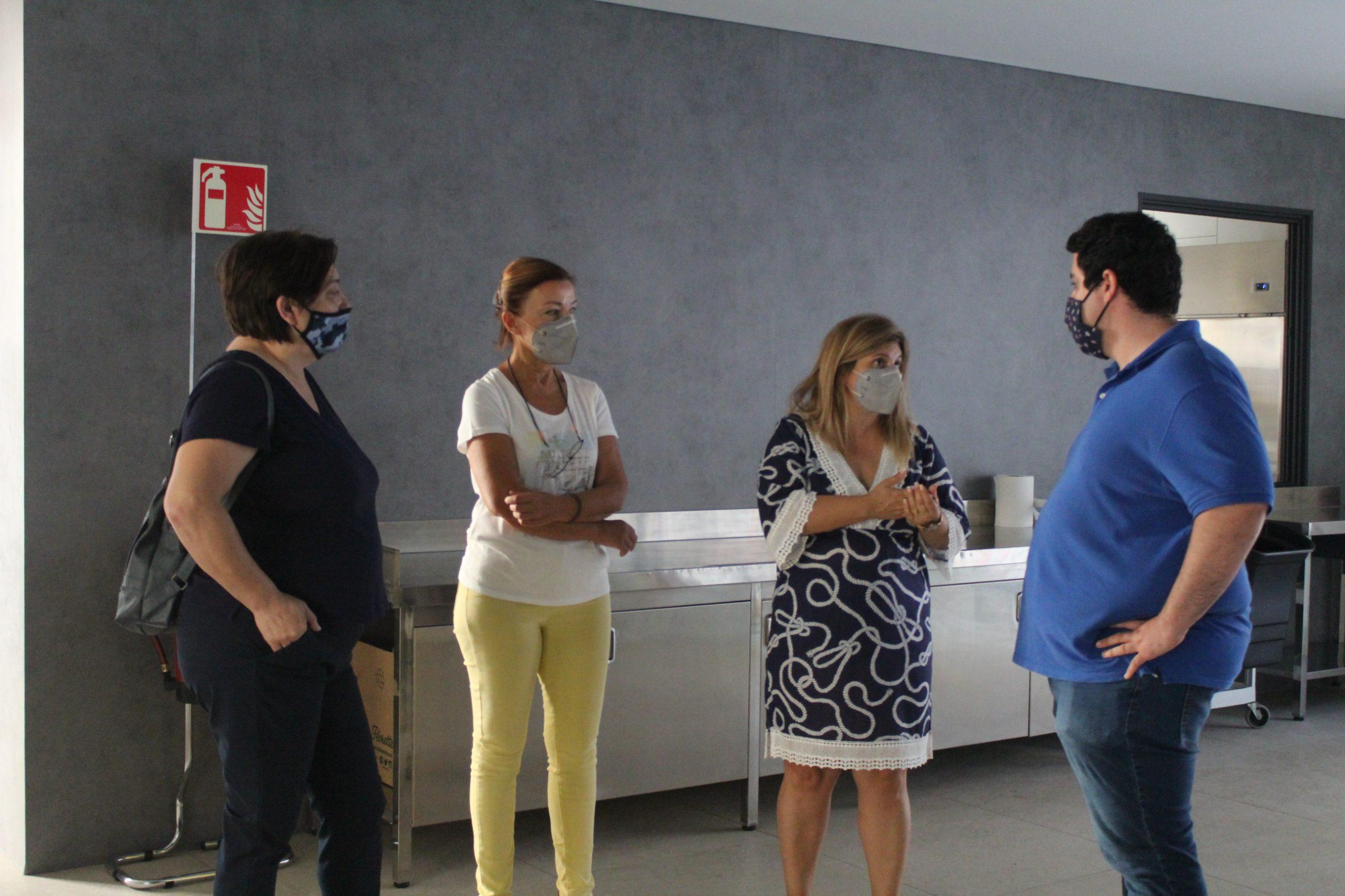 Finalizan las obras del Pla Edificant del CEIP Lope de Vega de Nules
