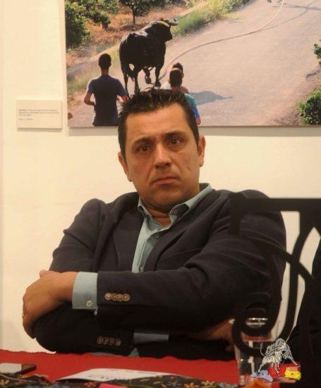 Entrevista al presidente de Fedaración de Peñas Taurinas de Bous al Carrer de la Comunitat Valenciana, Vicente Nogueroles