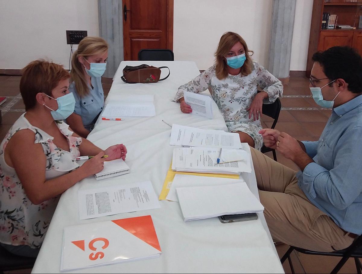 Cs se compromete a fiscalizar desde Les Corts el caso de la Residencia Sant Llorenç
