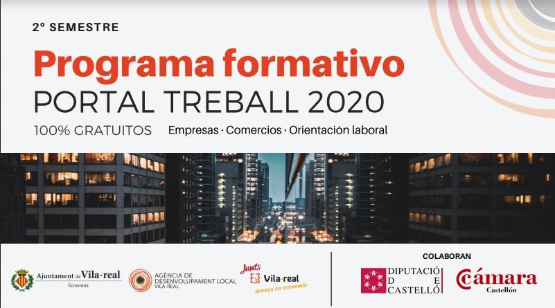 Vila-real oferta 23 cursos gratuitos para ayudar a empresas, comercios y personas a abordar nuevos retos y necesidades